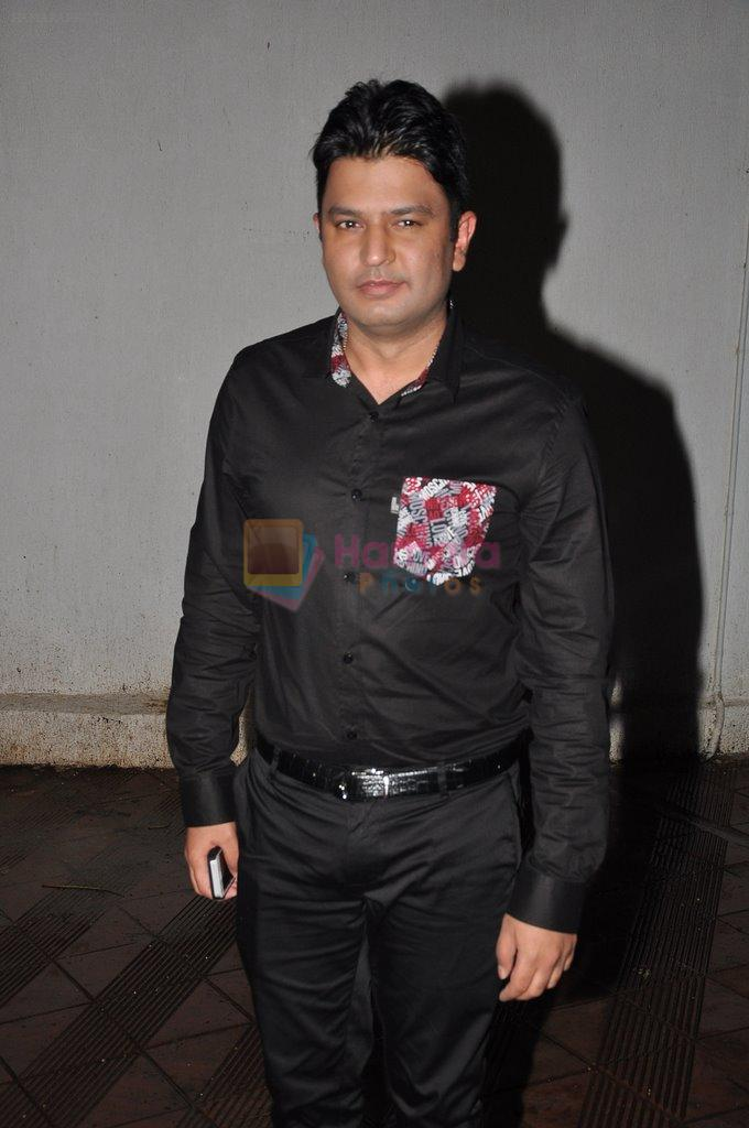 Bhushan Kumar at Bhansali's party for Mary Kom completion in Bandra, Mumbai on 25th July 2014