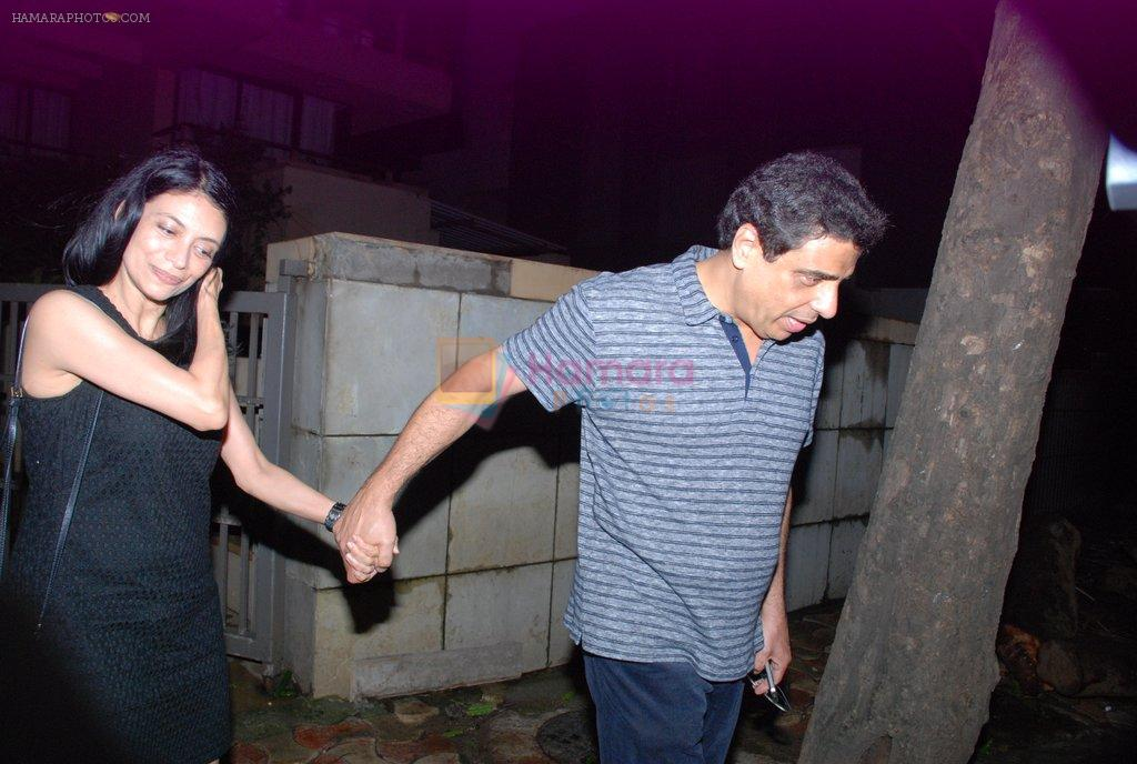 Ronnie Screwvala at Siddharth Roy Kapoor's bday in Juhu, Mumbai on 1st Aug 2014