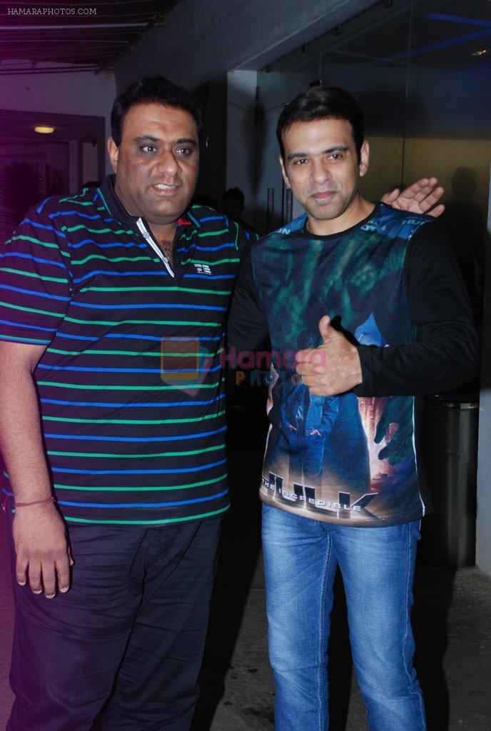Sajid, Farhad at It's Entertainment special screening in Sunny Super Sound on 6th Aug 2014
