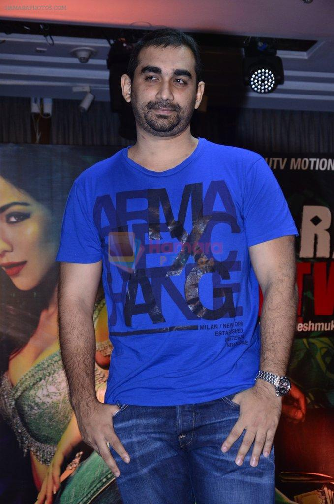 Kunal Deshmukh at Raja Natwarlal club promotions in Enigma on 13th Aug 2014