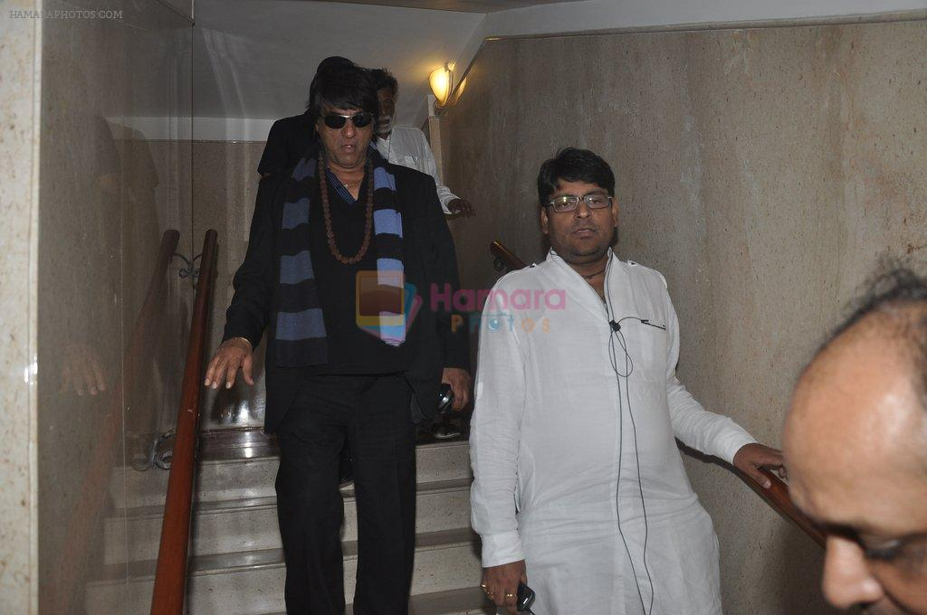 Mukesh Khanna at special Indian national anthem launch in Palm Grove on 15th Aug 2014