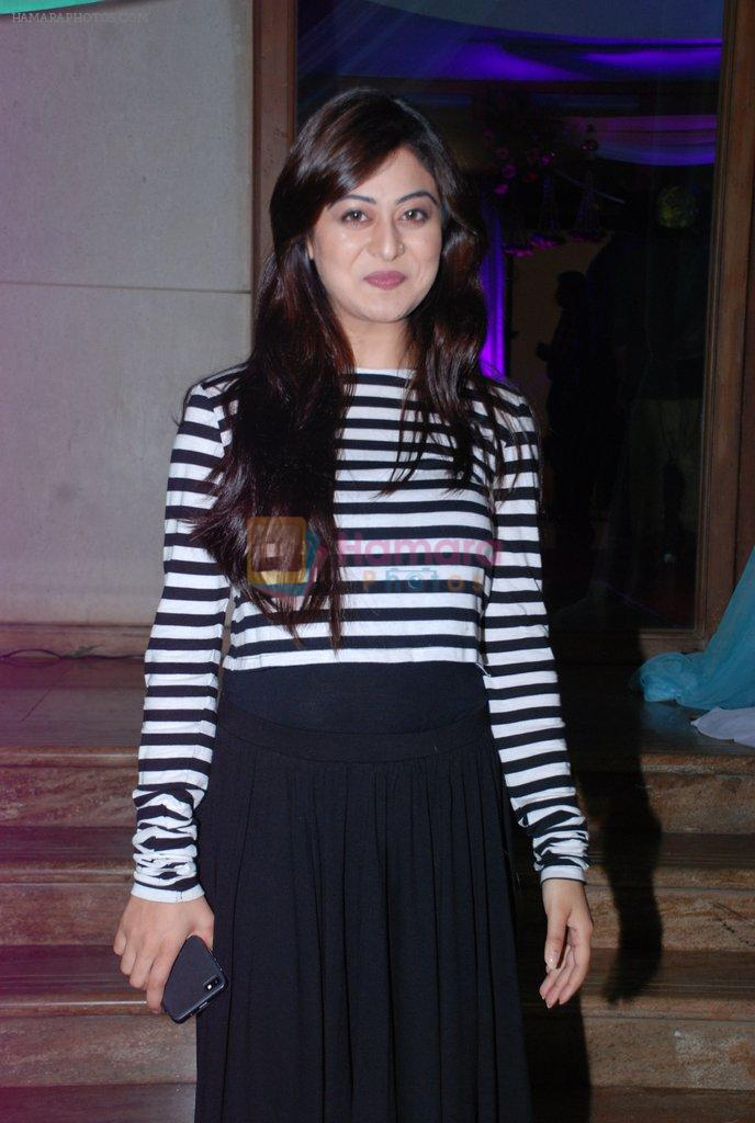 Falaq Naaz at Mahabharat Success Bash in The Club on 16th Aug 2014