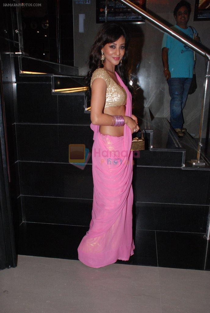 Vedita Pratap Singh at Mumbai 125 Kms bash in Mumbai on 21st Aug 2014
