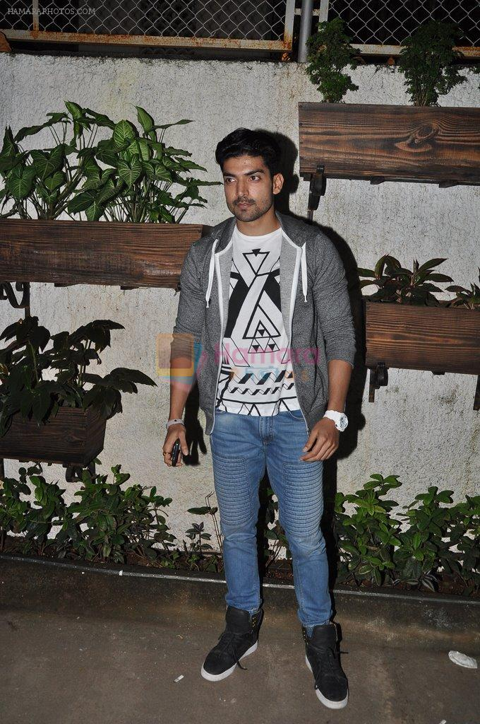 Gurmeet Choudhary at 3AM premiere in Sunny Super Sound on 25th Sept 2014