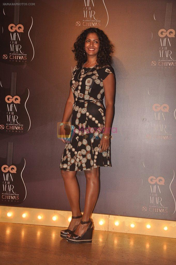 at GQ Men of the Year Awards 2014 in Mumbai on 28th Sept 2014