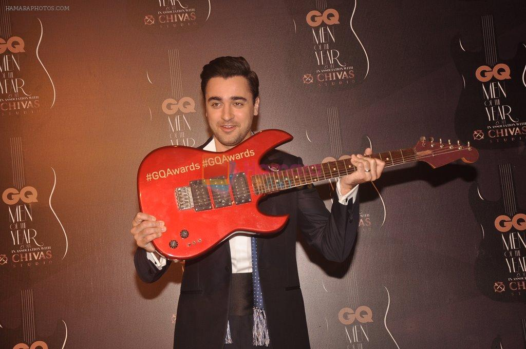 Imran Khan at GQ Men of the Year Awards 2014 in Mumbai on 28th Sept 2014