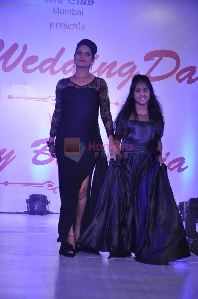 at Wedding Show by Amy Billiomoria in Mumbai on 28th Sept 2014