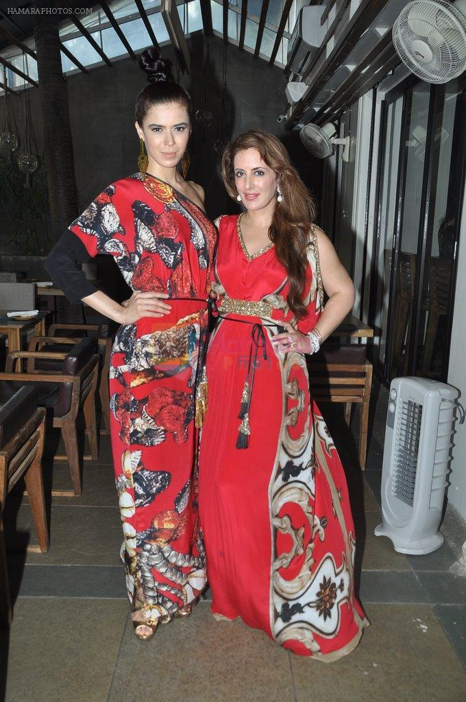 Sucheta Sharma, Pria Kataria Puri at Zeba Kohli's chocolate promotional event in Worli, Mumbai on 29th Sept 2014