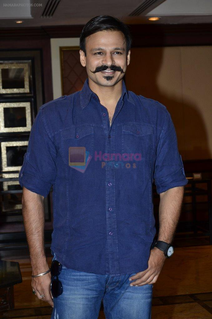 Vivek Oberoi at Haider book launch in Taj Lands End on 30th Sept 2014