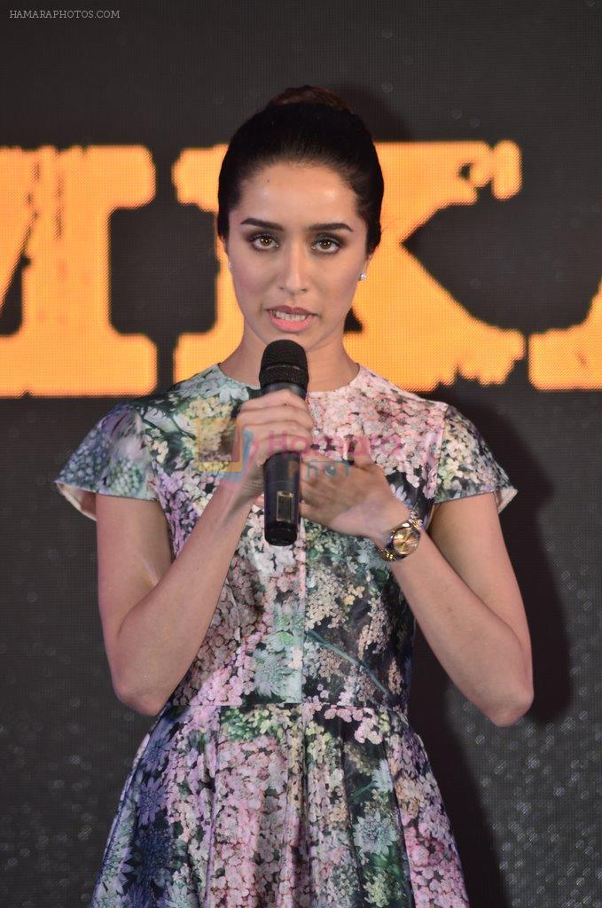 Shraddha Kapoor at Haider book launch in Taj Lands End on 30th Sept 2014