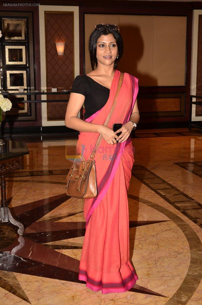 Konkona Sen Sharma at Haider book launch in Taj Lands End on 30th Sept 2014