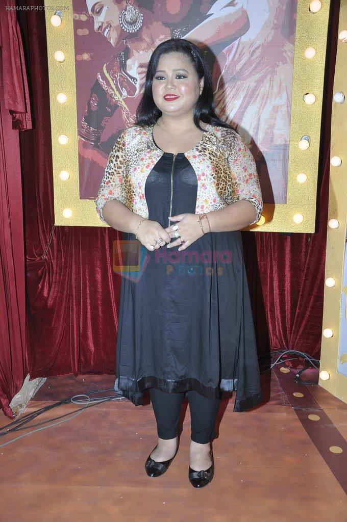 Bharti Singh at Life Ok Comedy Classes launch in Mumbai on 30th Sept 2014