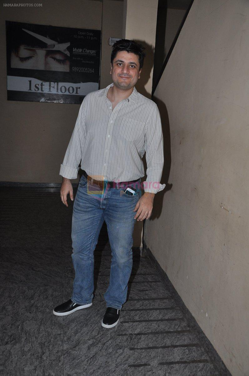 Goldie Behl at Bang Bang special screening hosted by Hrithik Roshan on 1st Oct 2014