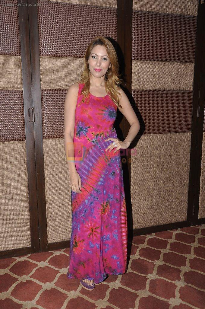 at Vije Bhatia's bash in Malad on 4th Oct 2014