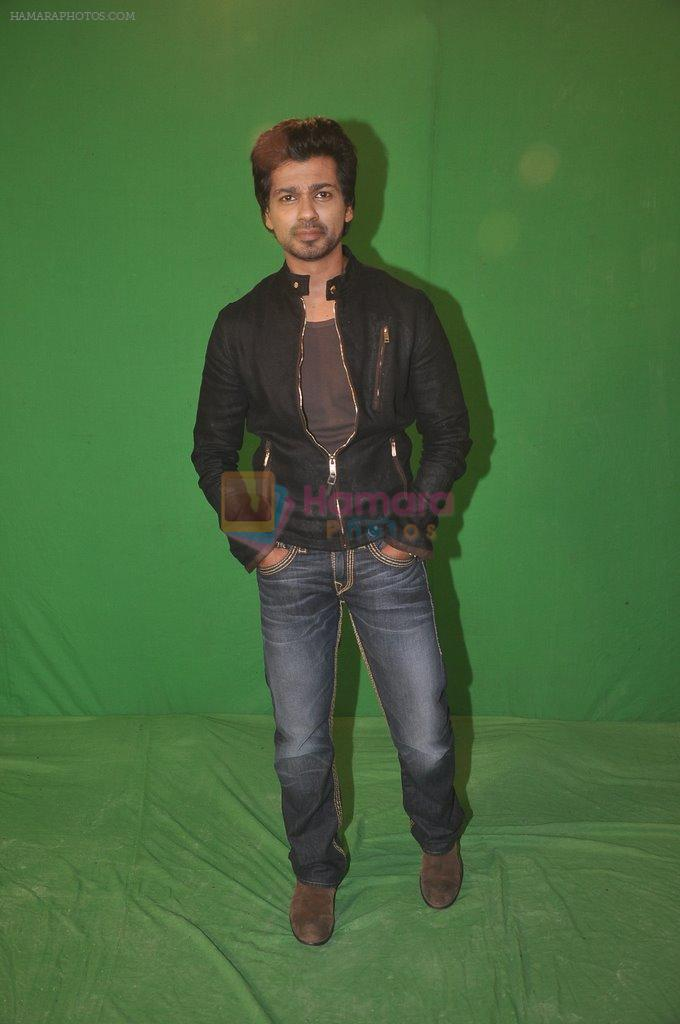 Nikhil Dwivedi at Tamanchey press meet in Mumbai on 5th Oct 2014