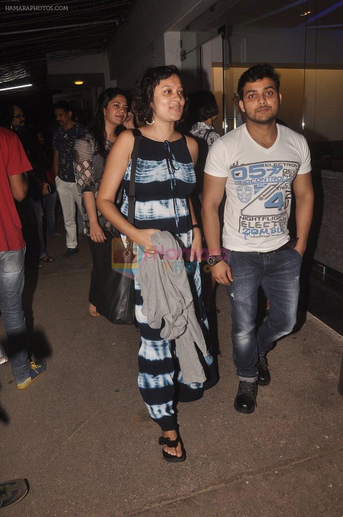 at Special screening of Sonali Cable at Sunny Super Sound on 11th Oct 2014