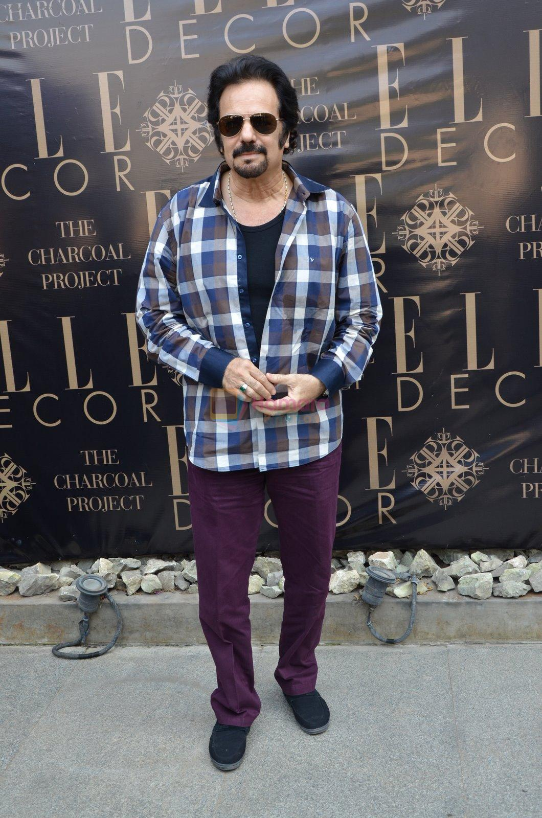 Akbar Khan at Susanne Khan's The Charcoal Project new collection launch in Andheri, Mumbai on 24th Nov 2014