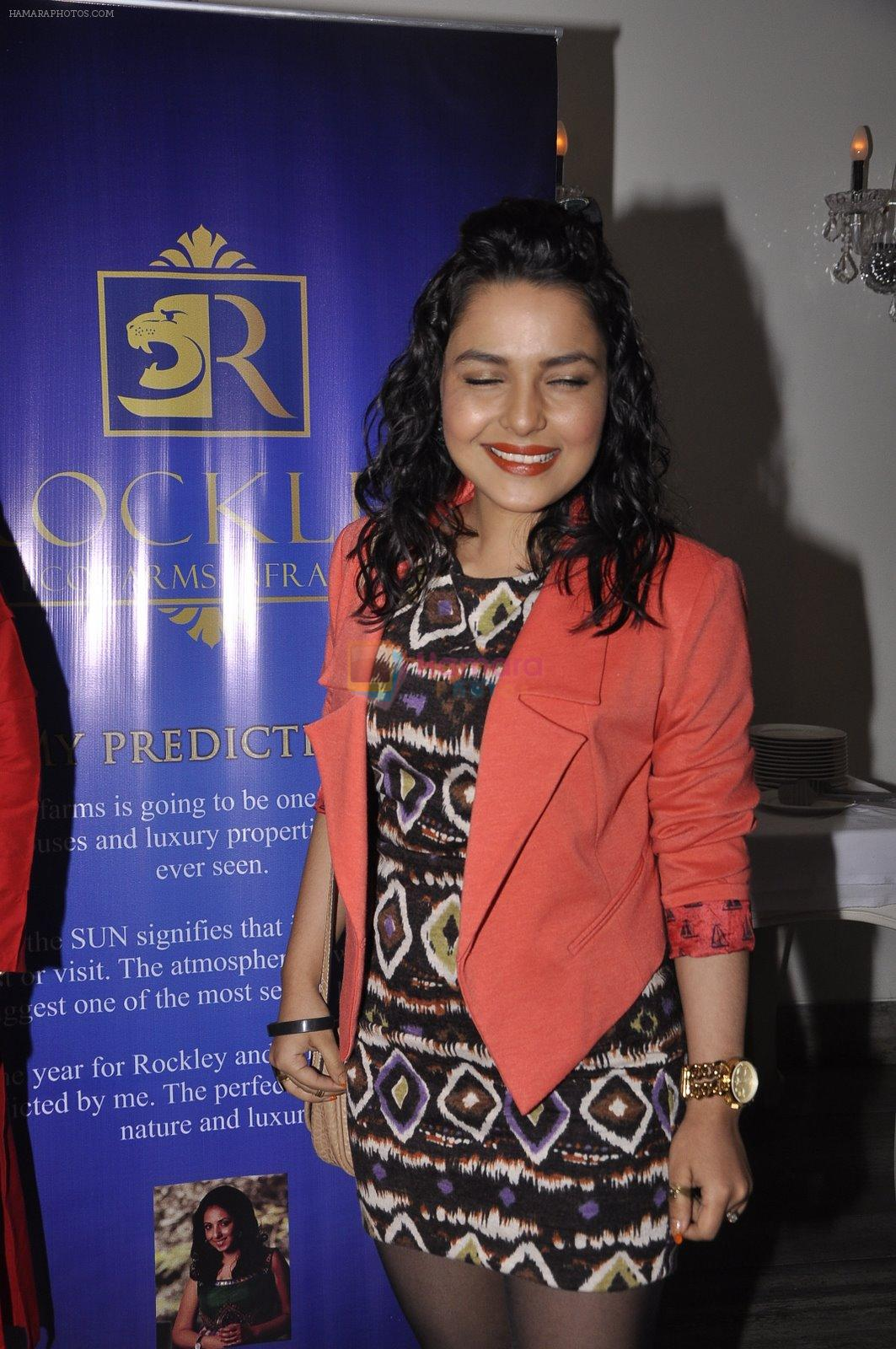 Chitrashi Rawat at the launch of Munisha Khatwani's Tarot predictions 2015 book in Villa 69, Mumbai on 17th Dec 2014