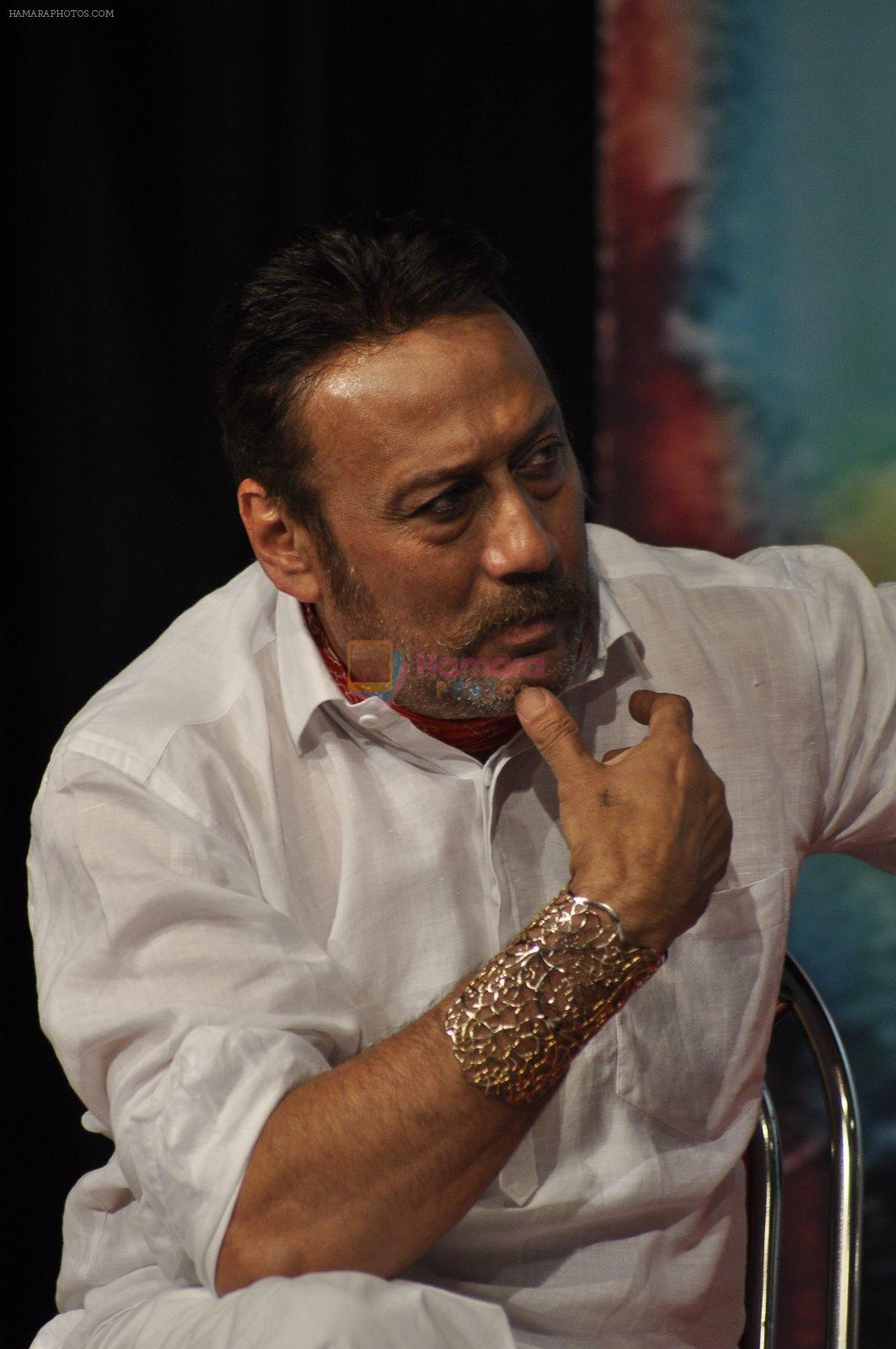 Jackie Shroff at Ali Peter John book launch in Mumbai on 28th Dec 2014