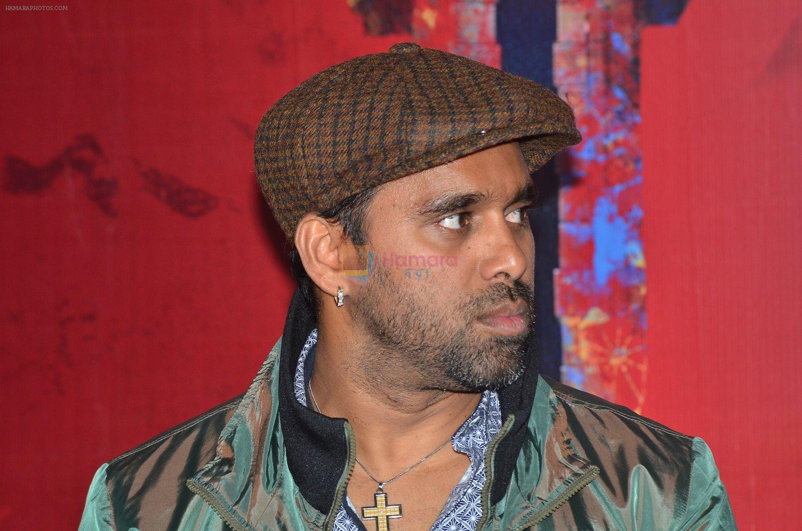 Bosco Martis at I movie trailor launch in PVR, Mumbai on 29th Dec 2014