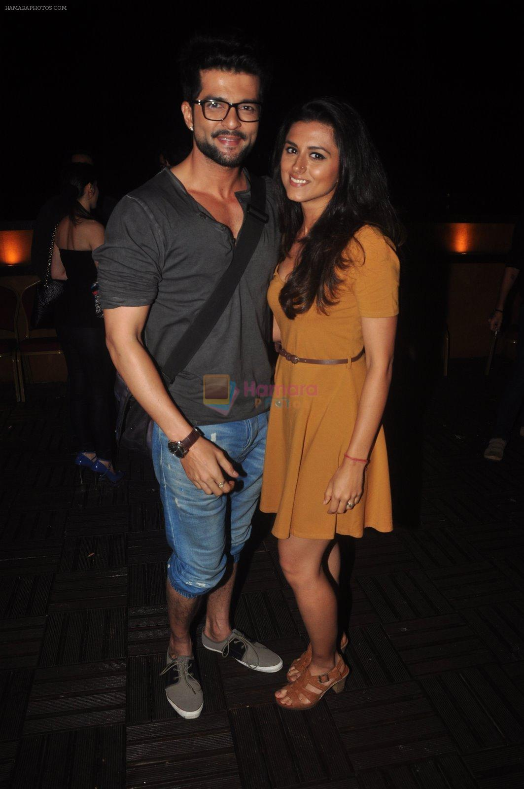 Riddhi Dogra at Ravi Dubey's birthday bash hosted by Sargun mehta in Mumbai on 29th Dec 2014