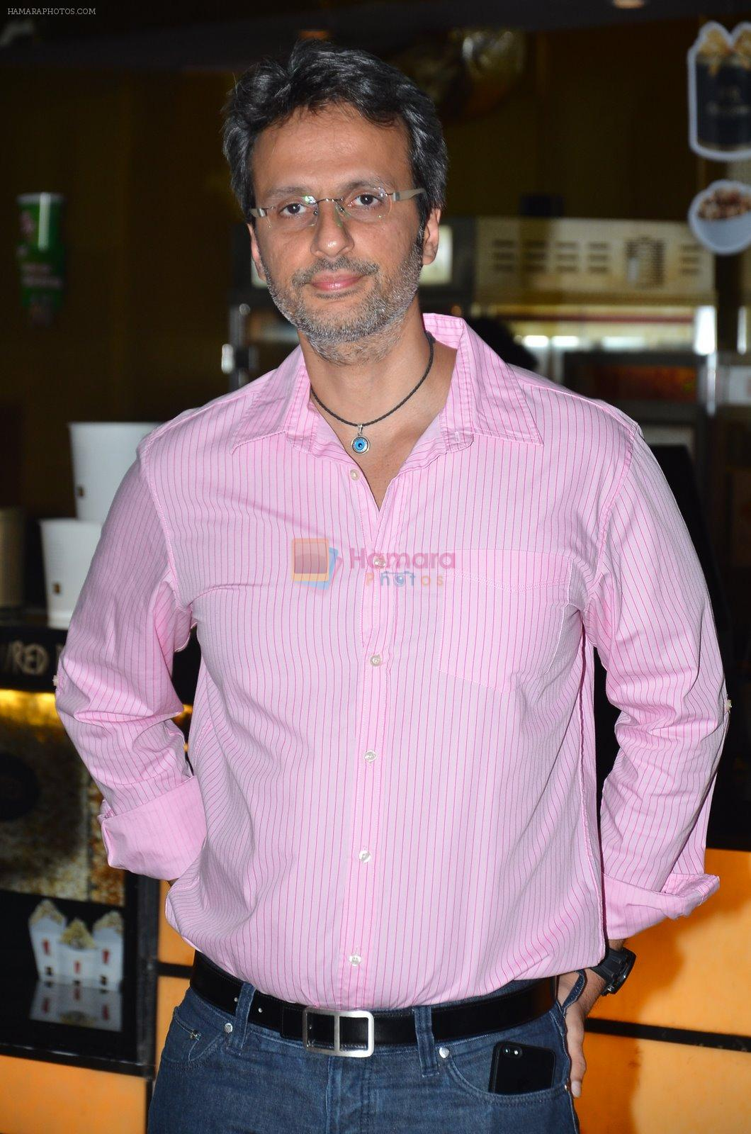 Anil Thadani at I movie trailor launch in PVR, Mumbai on 29th Dec 2014