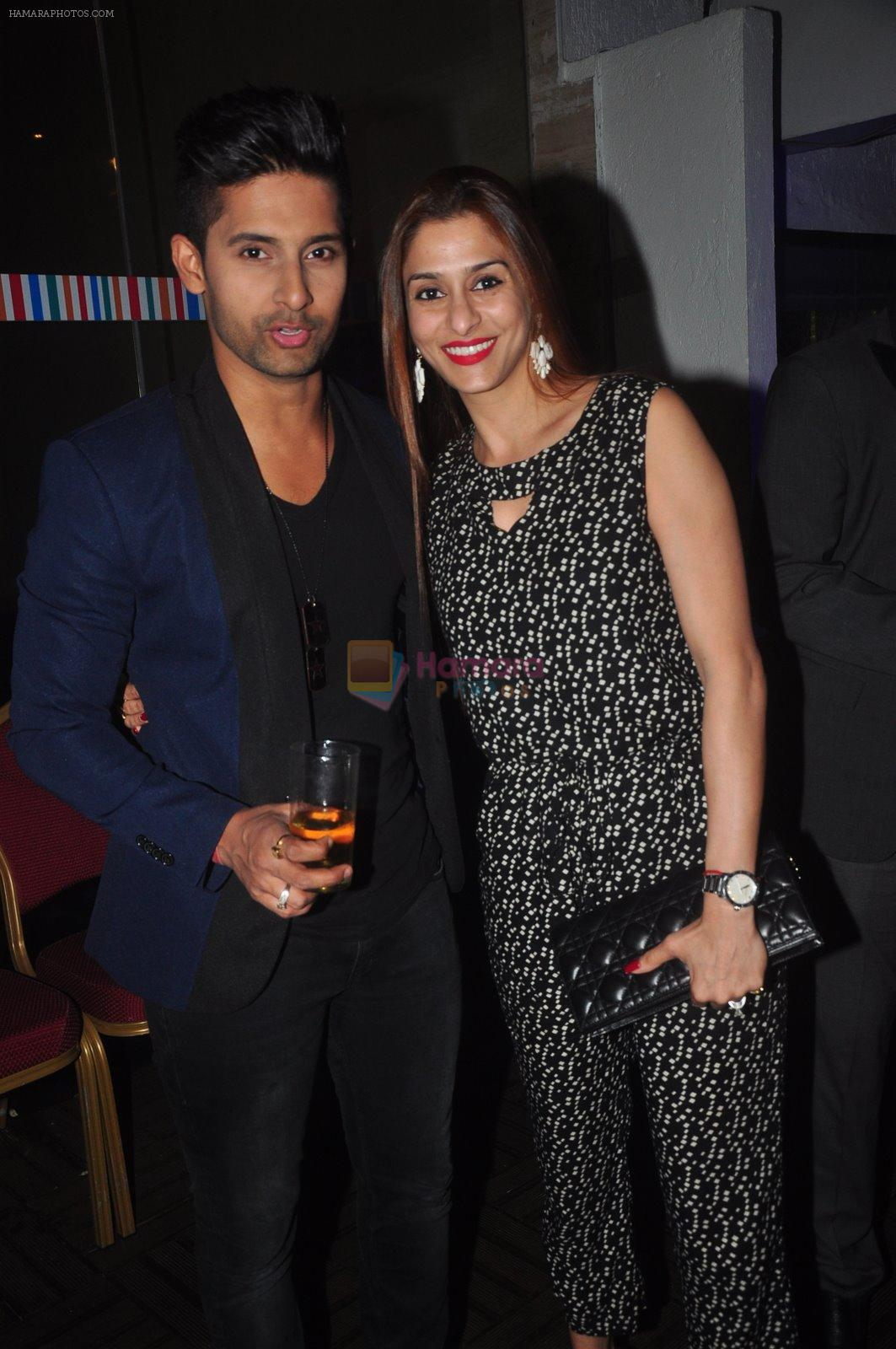 Ravi Dubey's birthday bash hosted by Sargun mehta in Mumbai on 29th Dec 2014