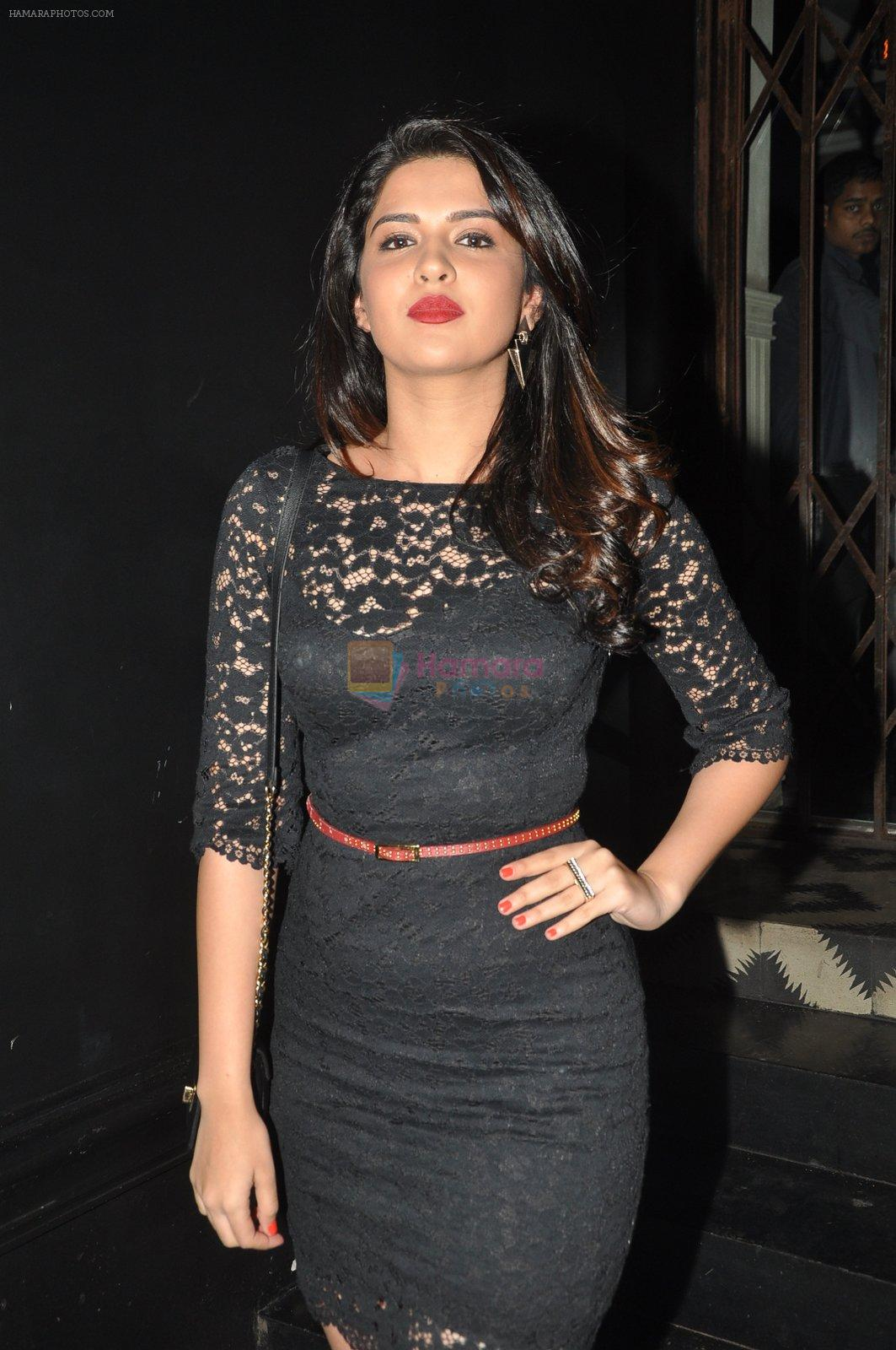 Deeksha Seth at Nido's New Year Bash on 31st Dec 2014