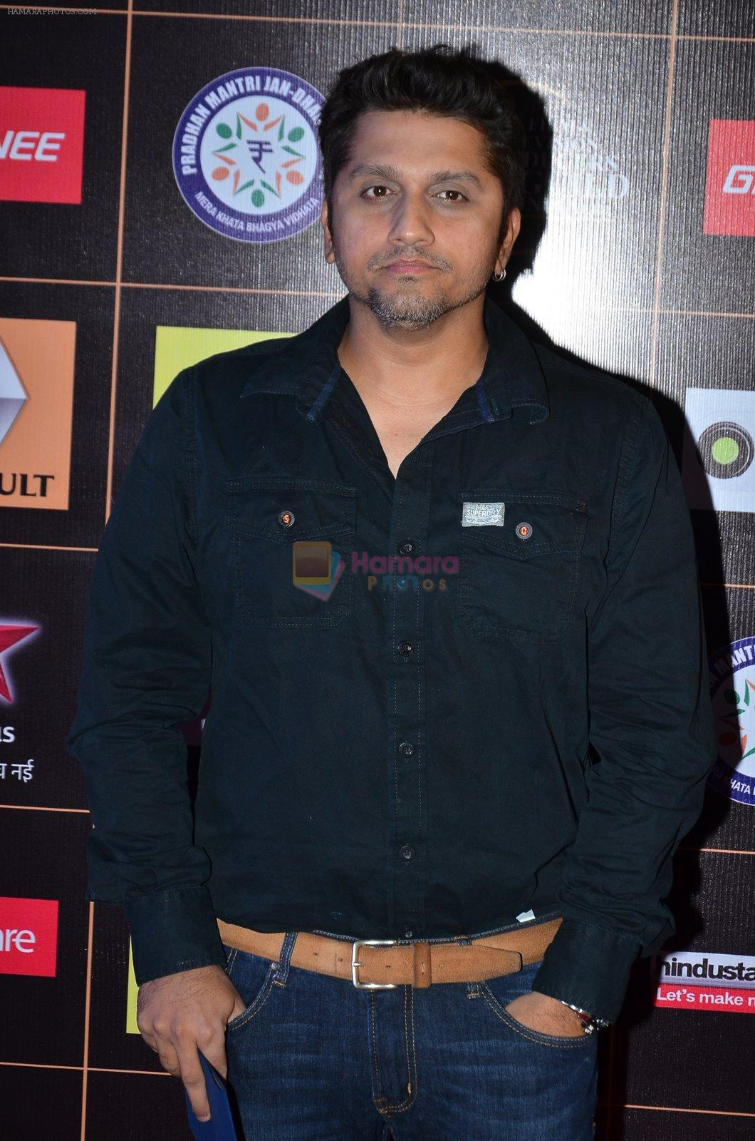 Mohit Suri at Producers Guild Awards 2015 in Mumbai on 11th Jan 2015
