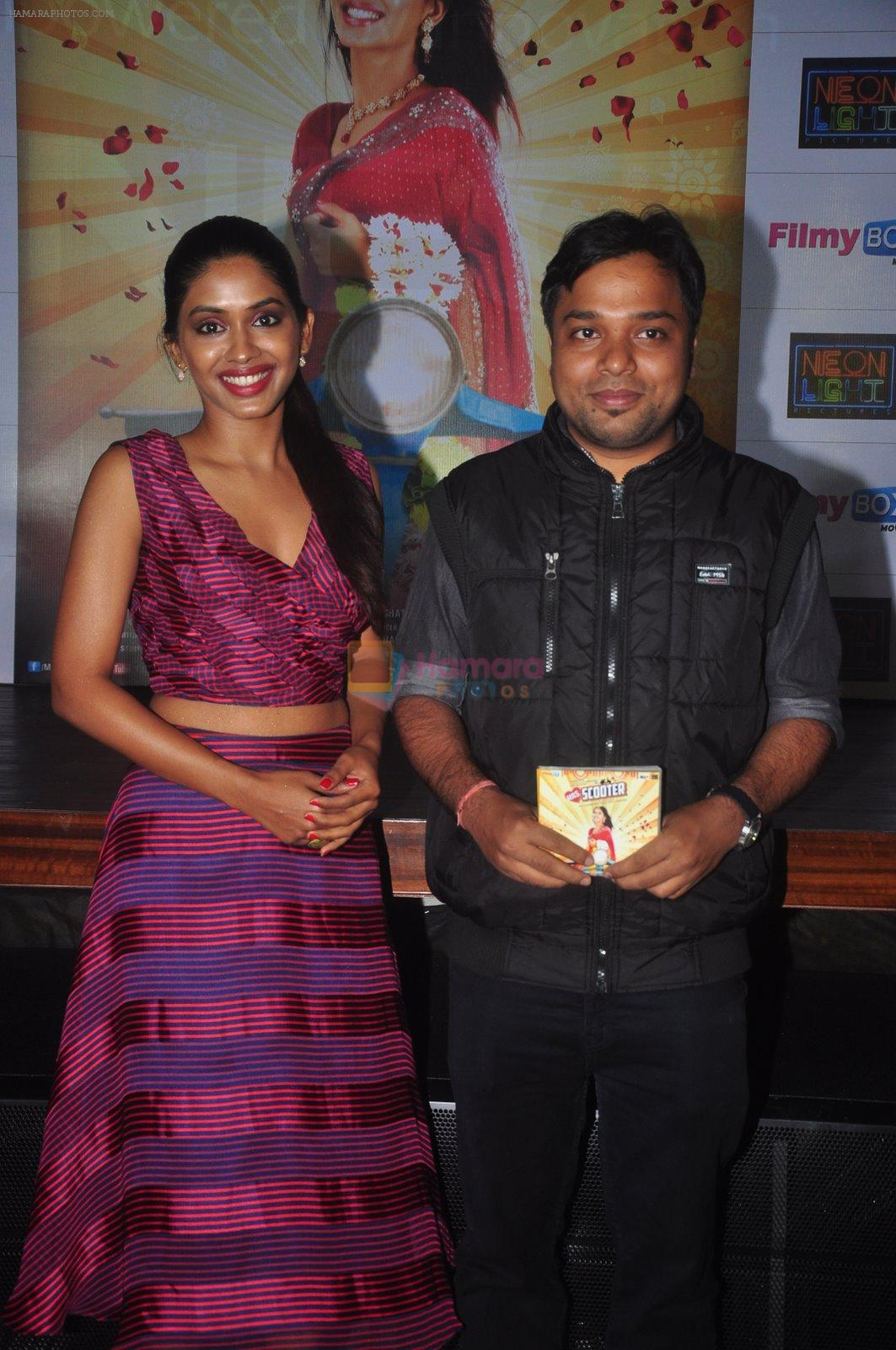 Anjali Patil launches Mrs Scooter in Andheri, Mumbai on 19th Jan 2015