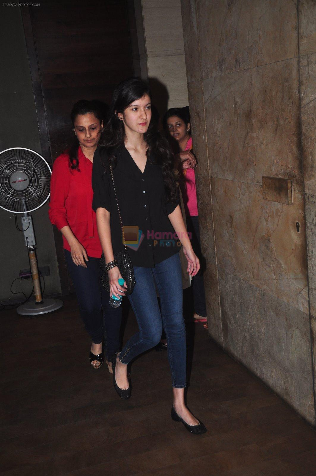at Baby screening in Lightbox, Mumbai on 21st Jan 2015