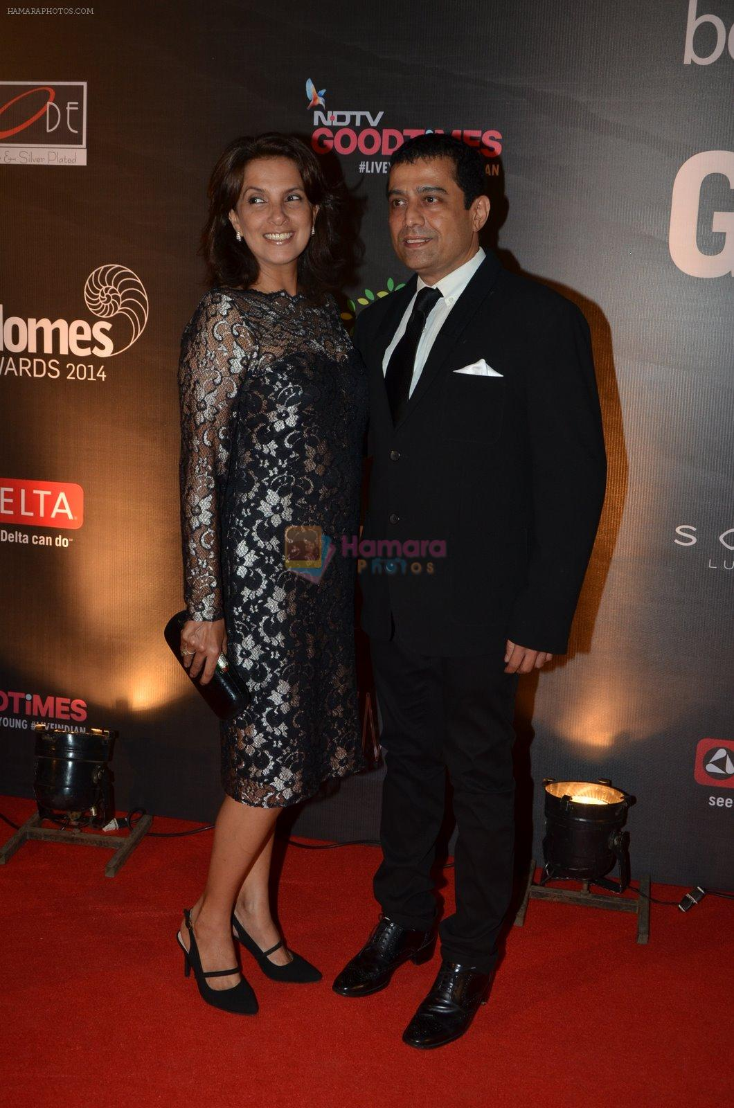 at Good Homes Awards in Bandra, Mumbai on 21st Jan 2015