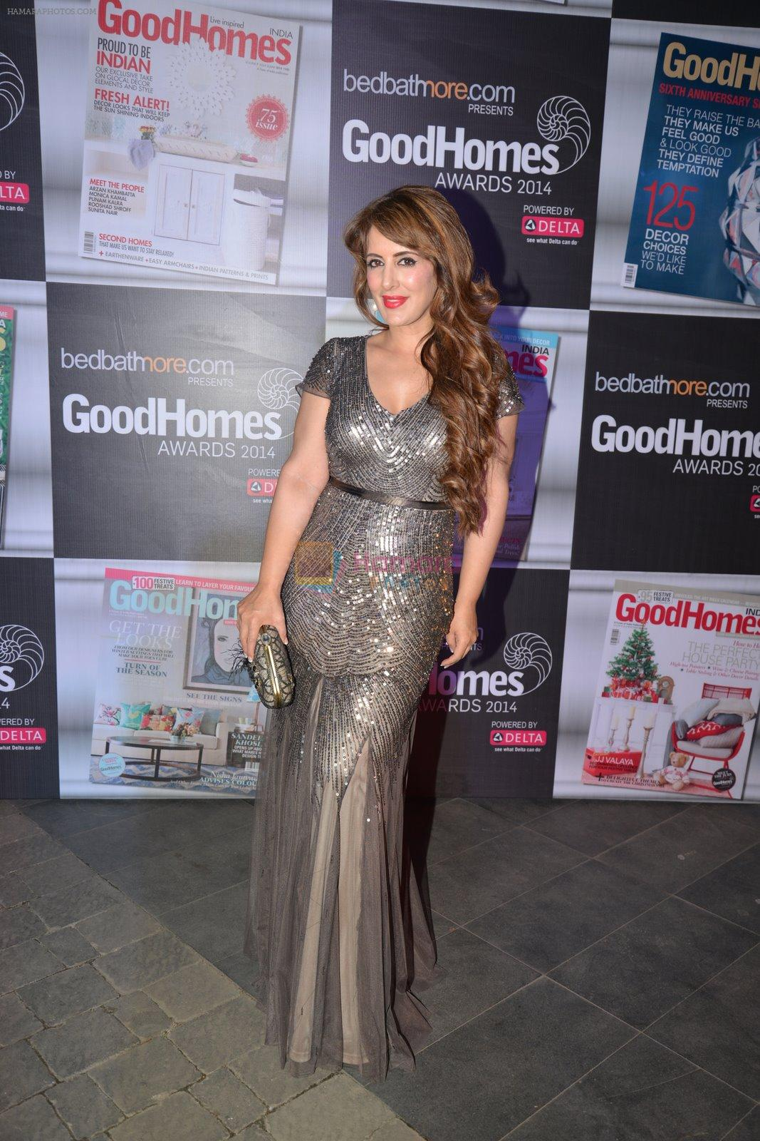 Pria Kataria Puri at Good Homes Awards in Bandra, Mumbai on 21st Jan 2015