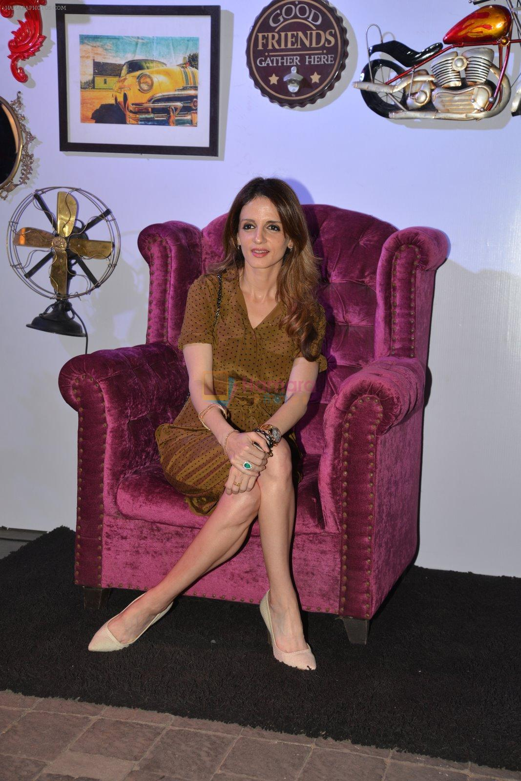 Suzanne Khan at Good Homes Awards in Bandra, Mumbai on 21st Jan 2015