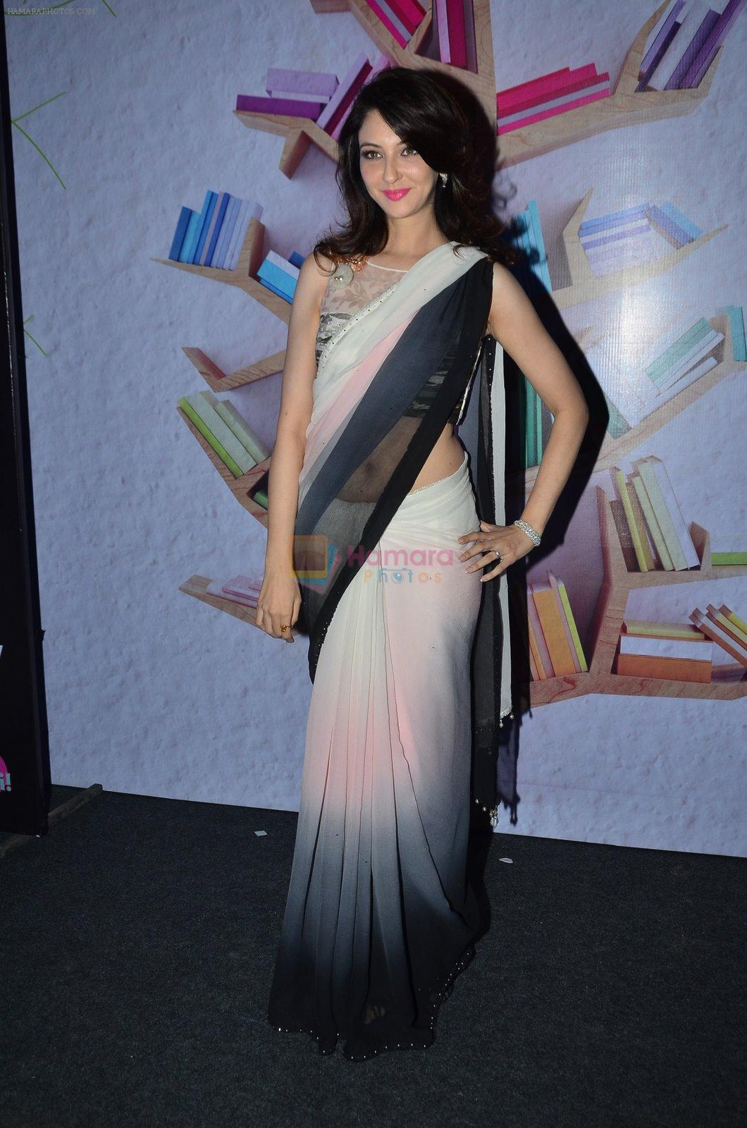 Saumya Tandon at the launch of new Hindi entertainment channel &TV in Filmcity, Mumbai on 21st Jan 2015