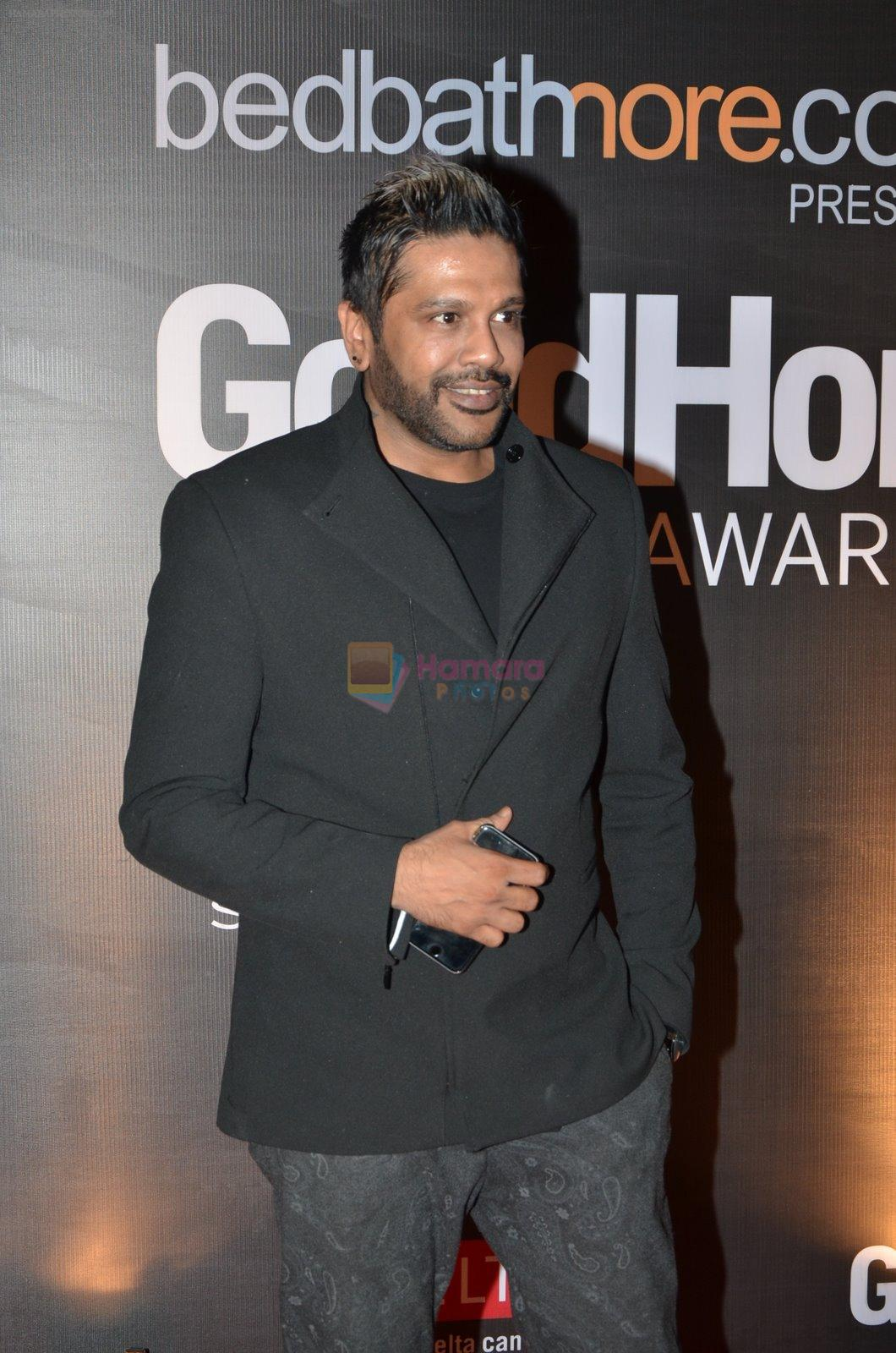 Rocky S at Good Homes Awards in Bandra, Mumbai on 21st Jan 2015
