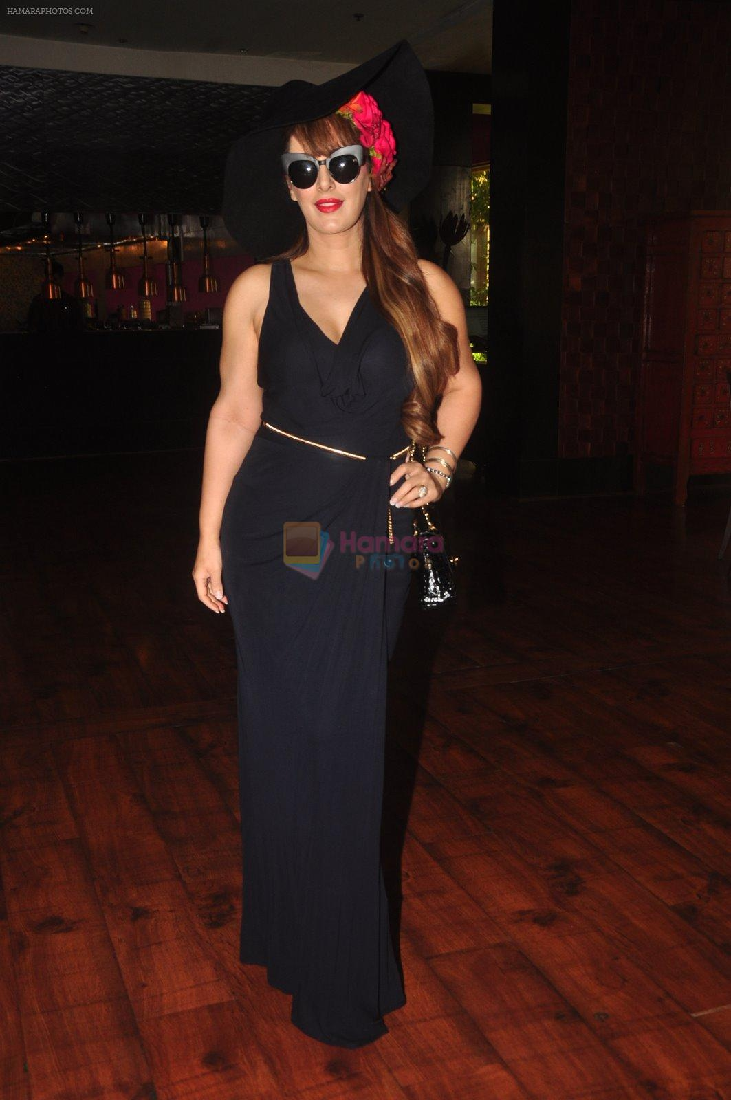 Pria Kataria Puri at India Beach Fashion Week press meet in J W Marriott, Mumbai on 21st Jan 2015