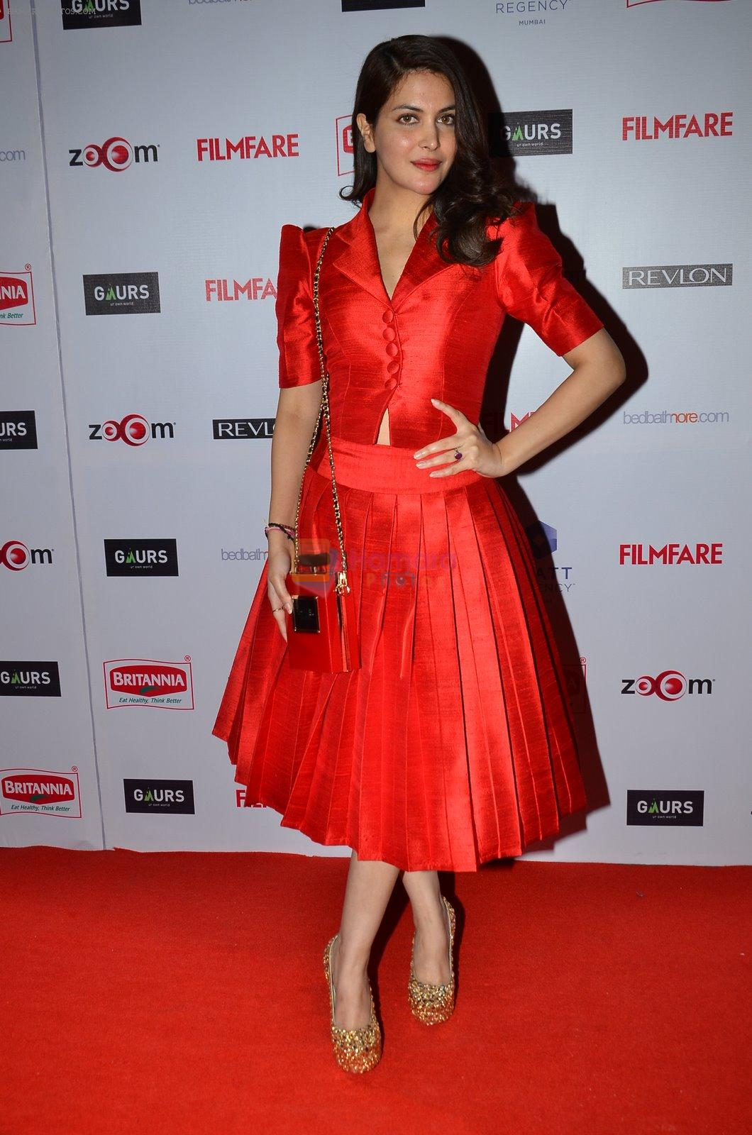Ankita Shorey at Filmfare Nominations bash in Hyatt Regency, Mumbai on 22nd Jan 2015