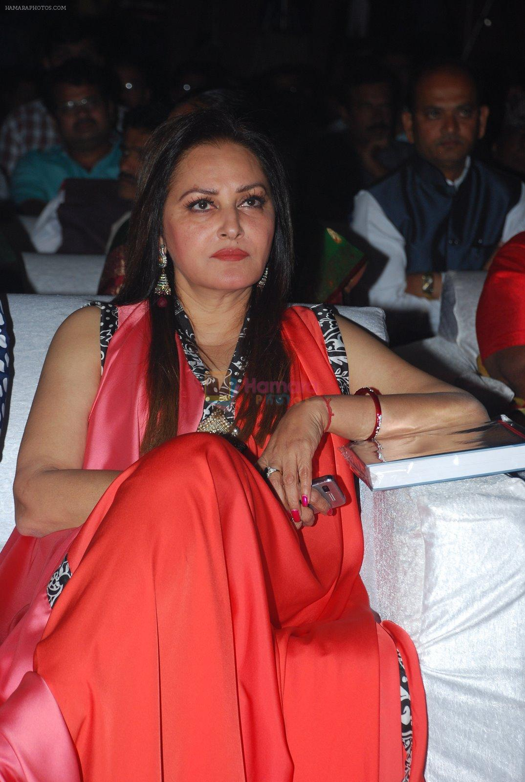 Jaya Prada at Bikers Adda film launch in Grand Hyatt, Mumbai on 22nd Jan 2015