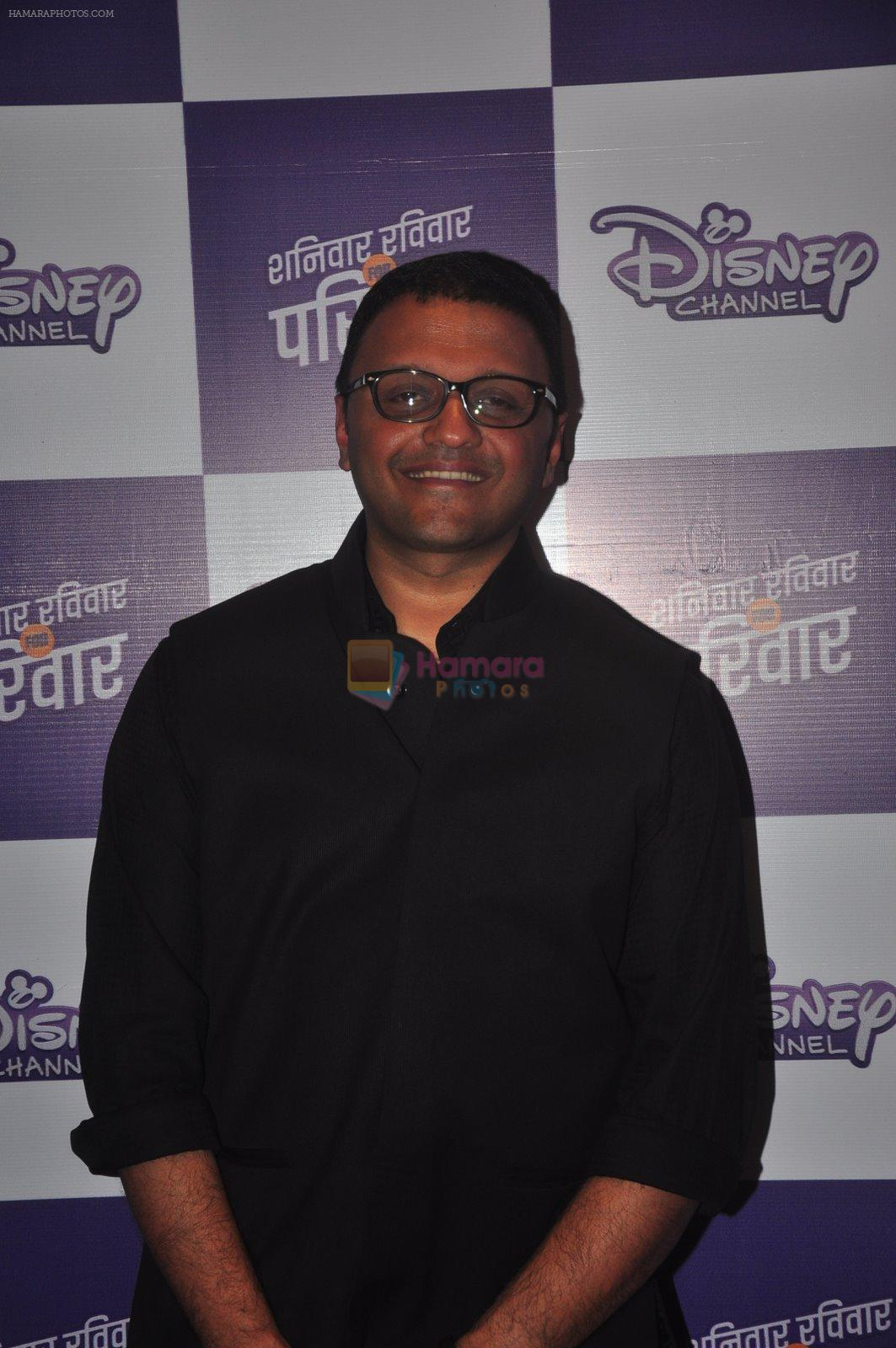 at Disney launches new shows and poitined as family channel in Courtyard Marriott, Mumbai on 22nd Jan 2015