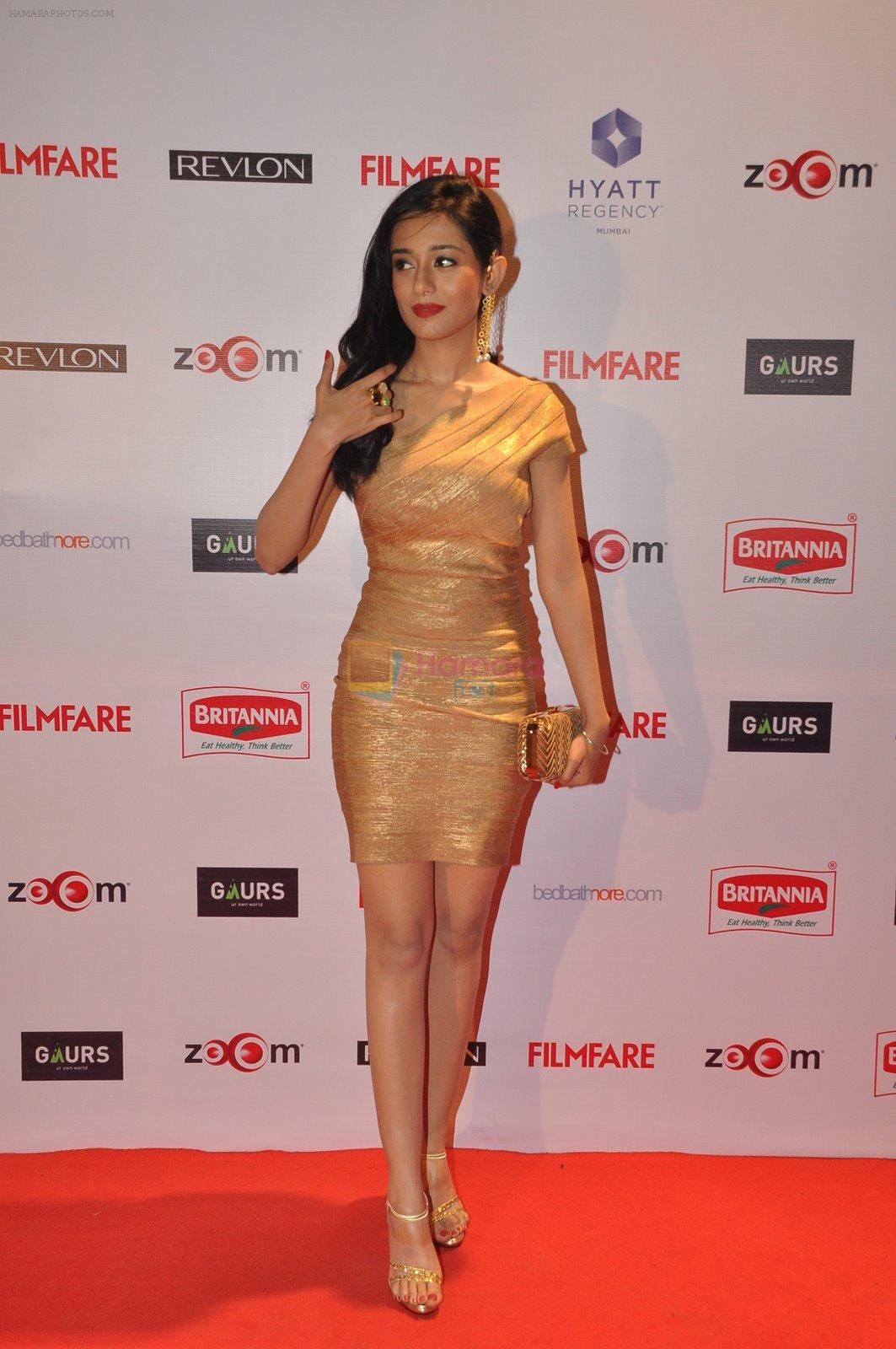 Amrita Rao at Filmfare Nominations bash in Hyatt Regency, Mumbai on 22nd Jan 2015
