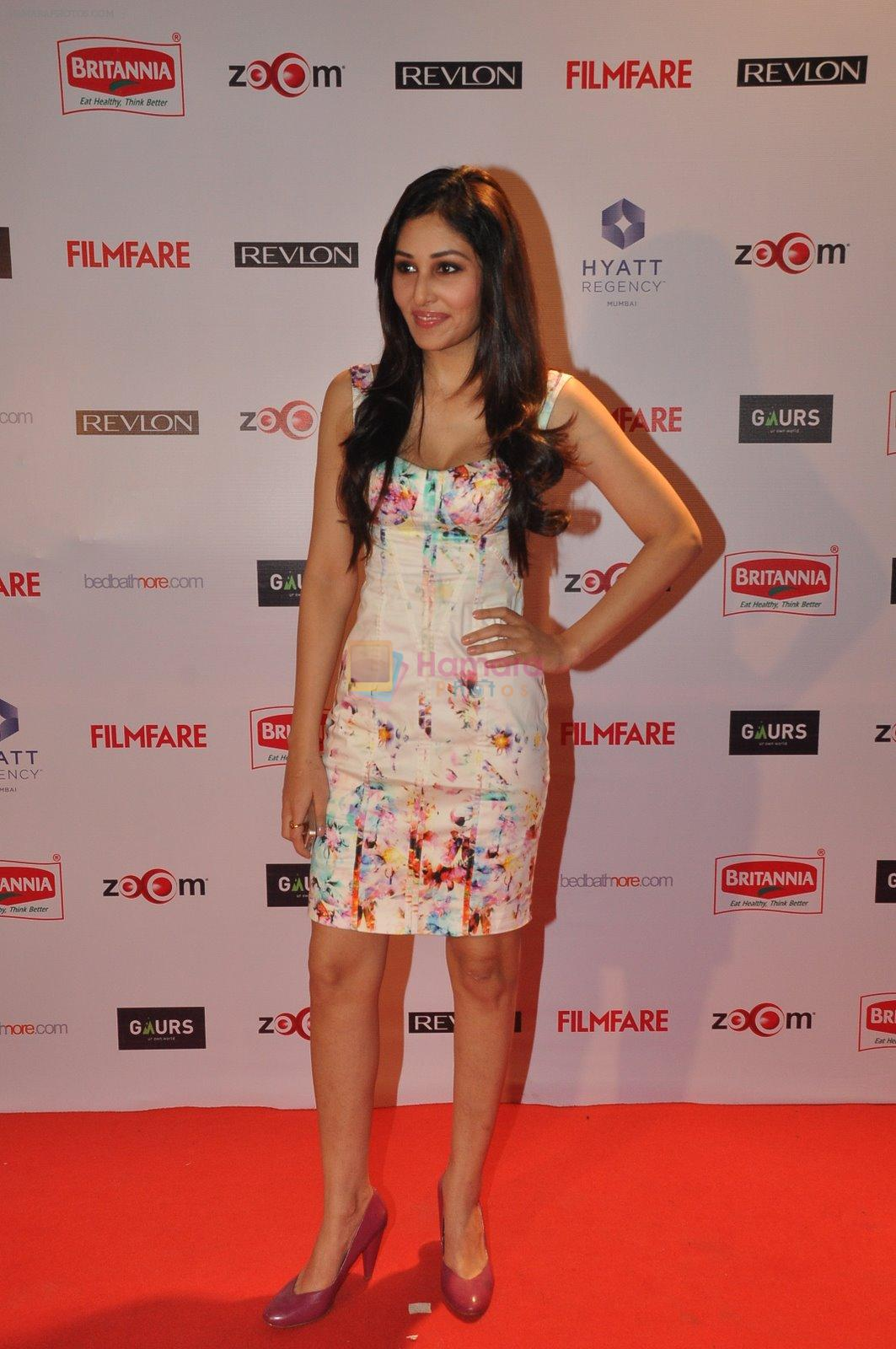 at Filmfare Nominations bash in Hyatt Regency, Mumbai on 22nd Jan 2015