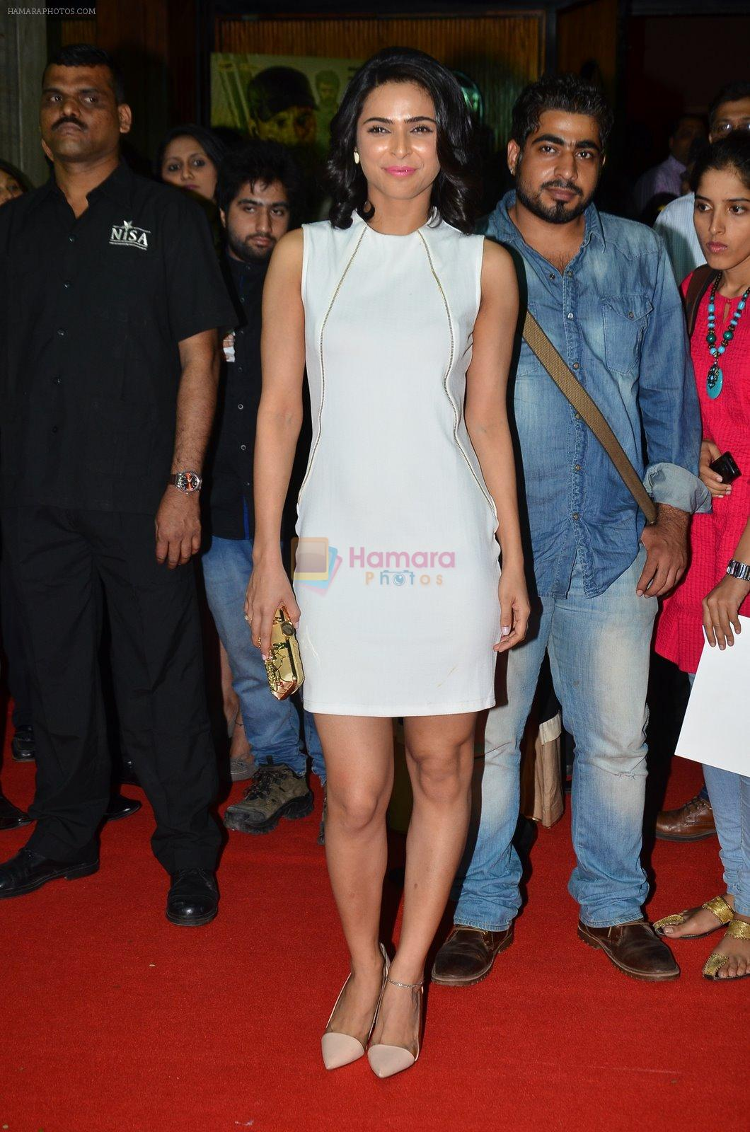 Madhurima Tuli at Baby screening in Liberty, Mumbai on 23rd Jan 2015