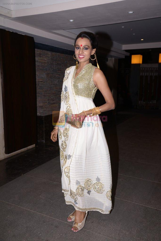 Reshmi Ghosh at Soha Ali Khan's mehendi in Khar on 23rd Jan 2015