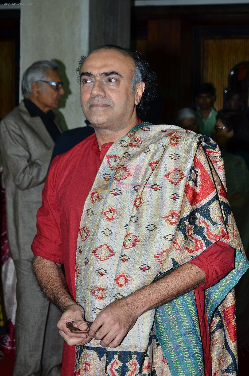 Rajit Kapoor, at Baby screening in Liberty, Mumbai on 23rd Jan 2015