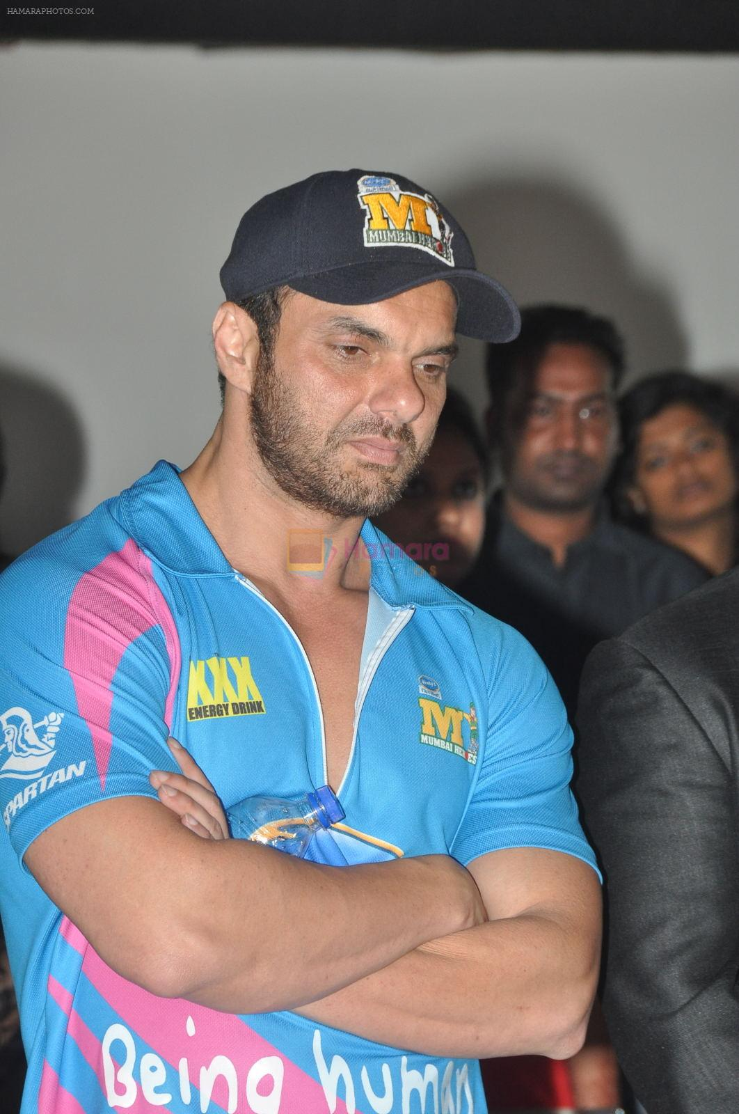 Sohail Khan launches Core Fitness Station at Daspalla in Mumbai on 30th Jan 2015