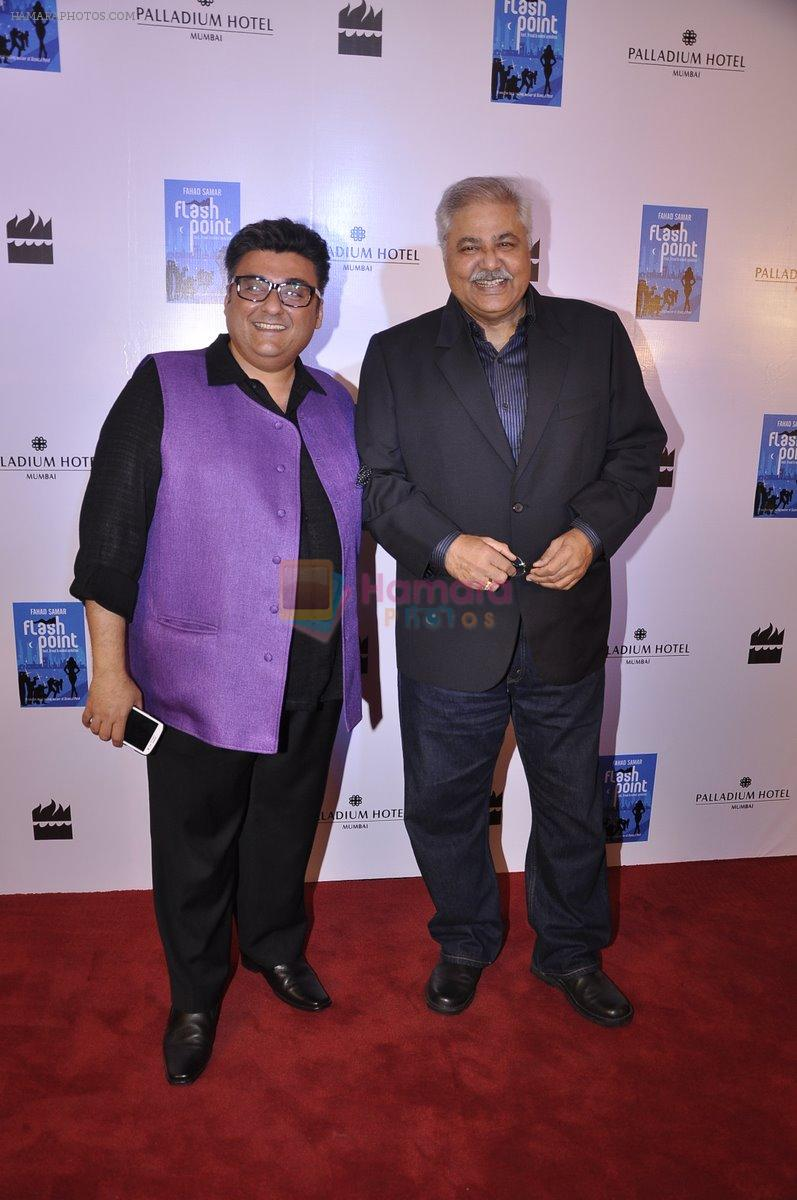 Satish Shah at Flash Point Book Launch in Palladium on 8th Feb 2015