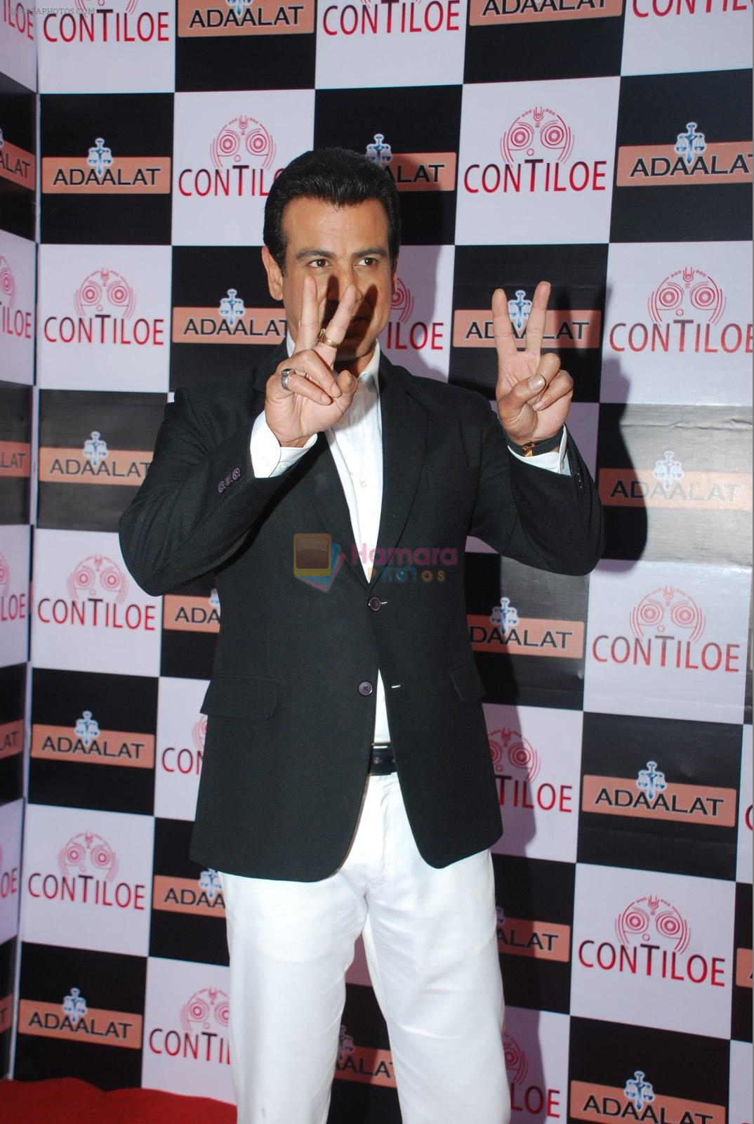 Ronit Roy at Sony TV serial Adaalat's 400 episodes celebration in Malad, Mumbai on 20th Feb 2015