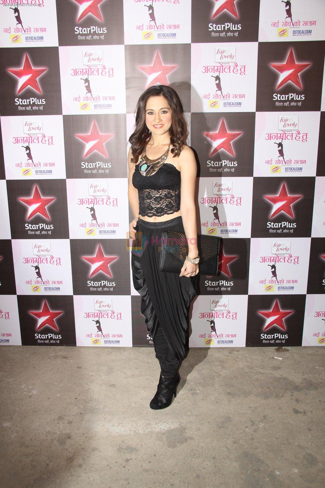 Sanjeeda Sheikh at Star Plus New Series Launch in Mumbai on 26th Feb 2015