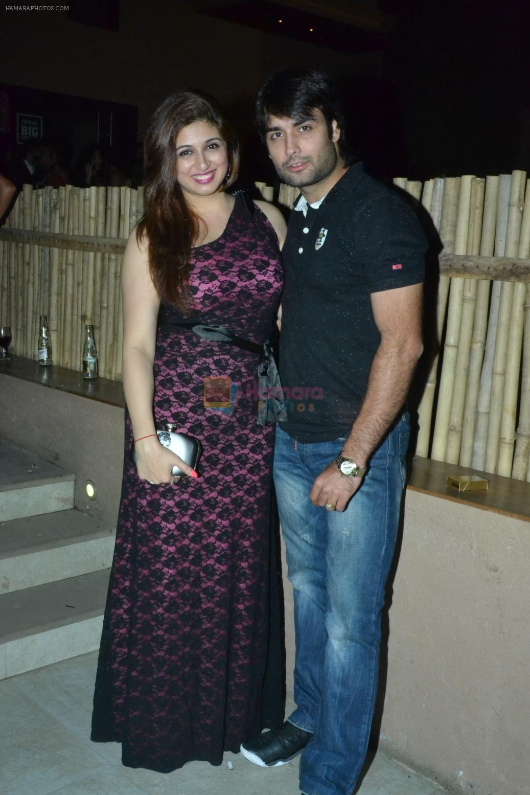 Vivian Dsena and Vahbiz Dorabjee at the launch of Tere Shehar Mai in Mumbai on 2nd March 2015